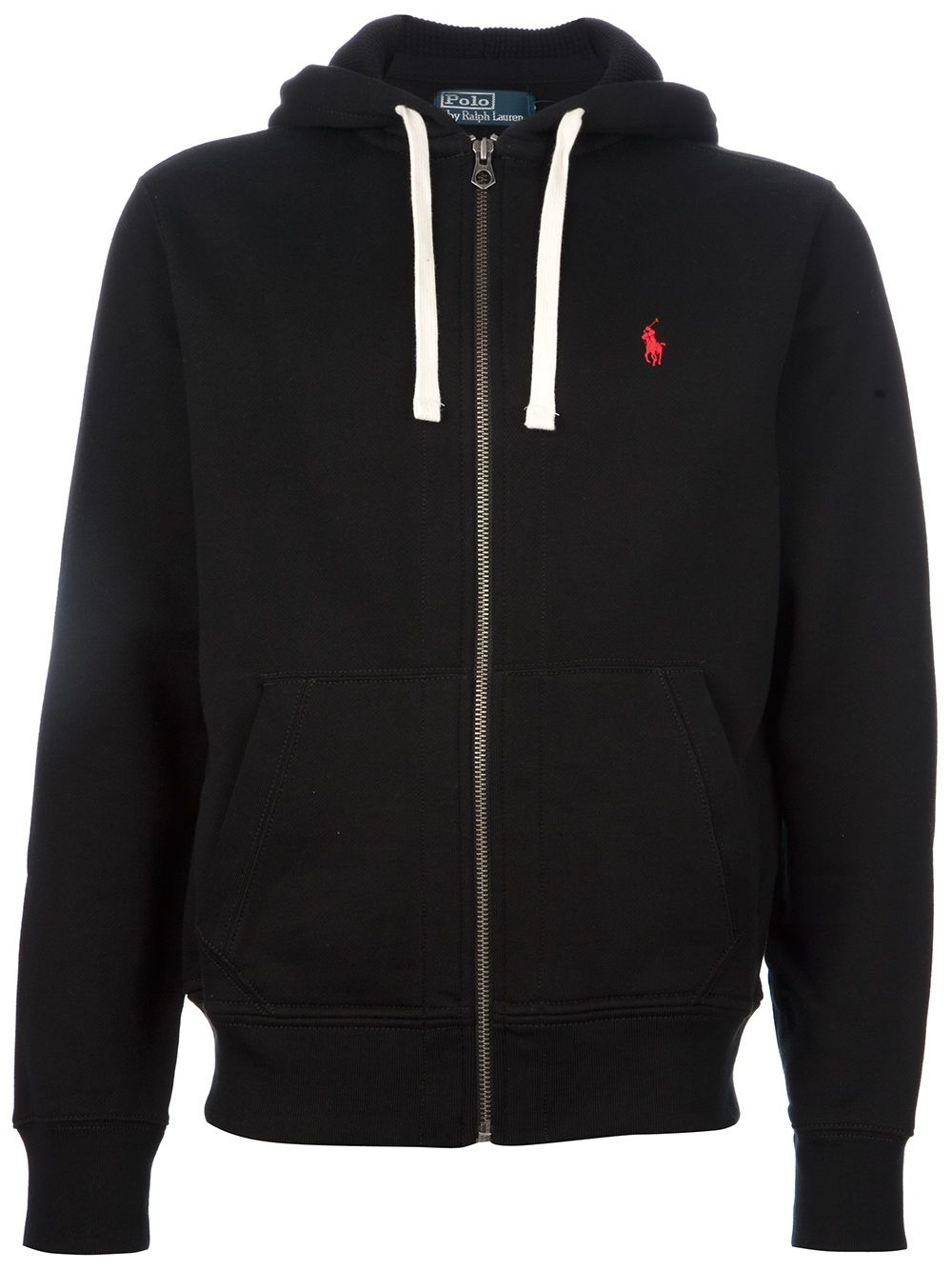 397034124 Polo Ralph Lauren Fleece Lined Hoodie - Giulio - Farfetch.com | A.J. ...