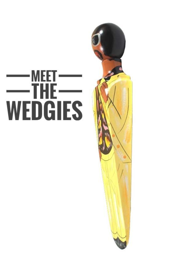 NEW POST: It's time to Meet The Wedgies - doorstops with style - join us! bootsshoesandfashion.com/meet-the-wedgies/
