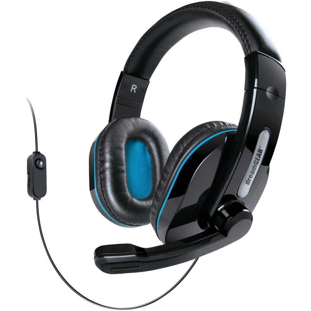 Dreamgear Playstation4 Broadcaster Headset With Microphone