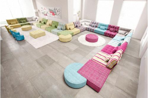 arianne sectionnel playroom pinterest mobilier de salon canap modulable et salon. Black Bedroom Furniture Sets. Home Design Ideas
