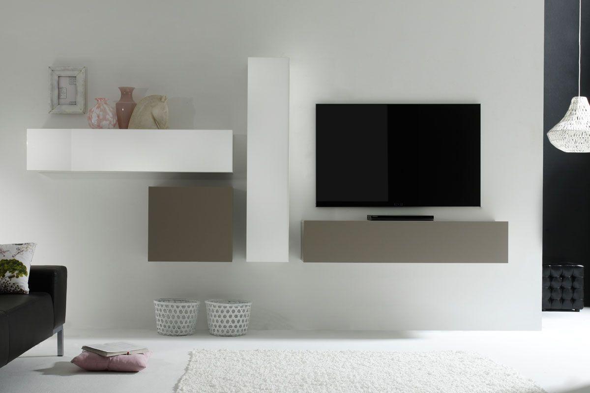 Vente Mobilier D Italie Contemporain 27064 Salon Compositions Murales Idee Meuble Tv Decoration Interieure Meuble Tv Mural Design