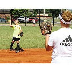 Ricci Woodard Elite Softball Camp Softball Camp Elite Softball Kids Sports