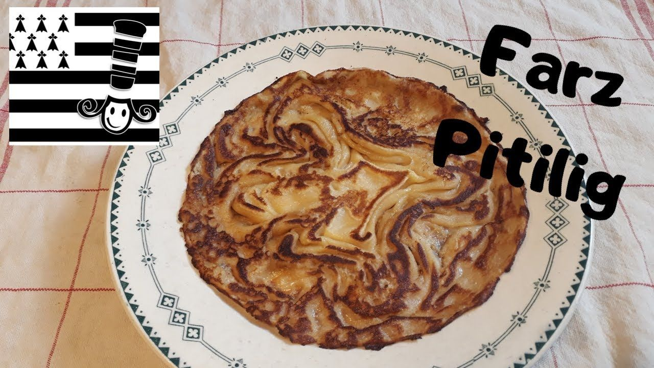 Farz Pitilig Une Delicieuse Specialite Bretonne Specialite Bretonne Cuisine Bretonne Recettes Bretonnes