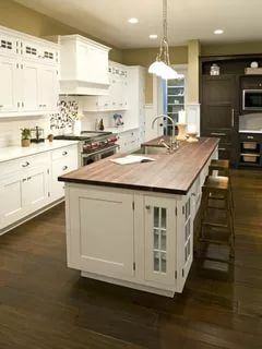 remarkable kitchen countertops | 31 Remarkable Kitchen Countertops Options 2019 | Butcher ...