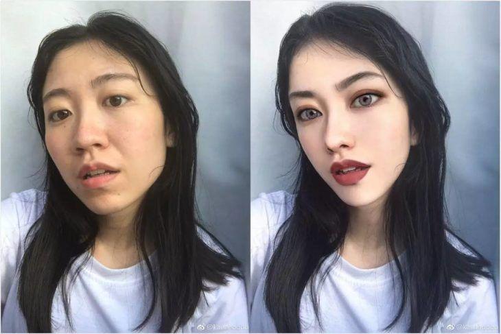 Chica Que No Parece Real Instagram Truco Photoshop Instagram Vs