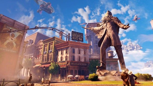 Bioshock Infinite Wallpaper Android HD