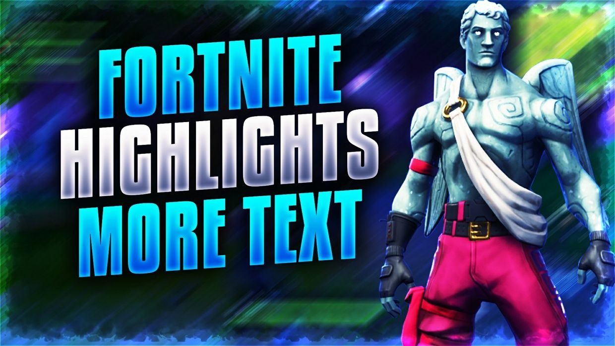 With The Fortnite Thumbnail Template Pack You Can Create Stylish