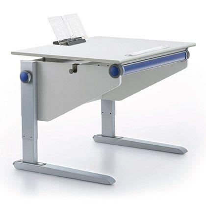 Der Schreibtisch Runner Compact Von Moll Mit Einer Schublade Fur