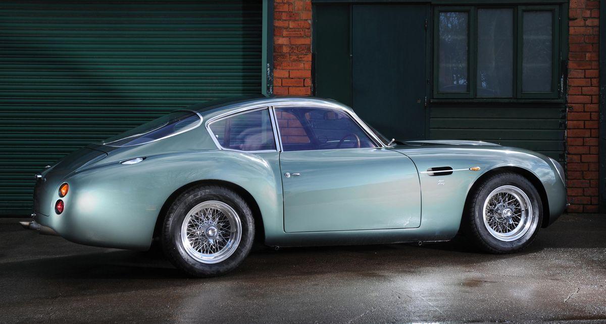 Aston Martin Db4gt Zagato Sanction Ii Sells For 1 9 Milli Hemmings Daily Aston Martin Aston Martin Db4 Aston Martin Cars