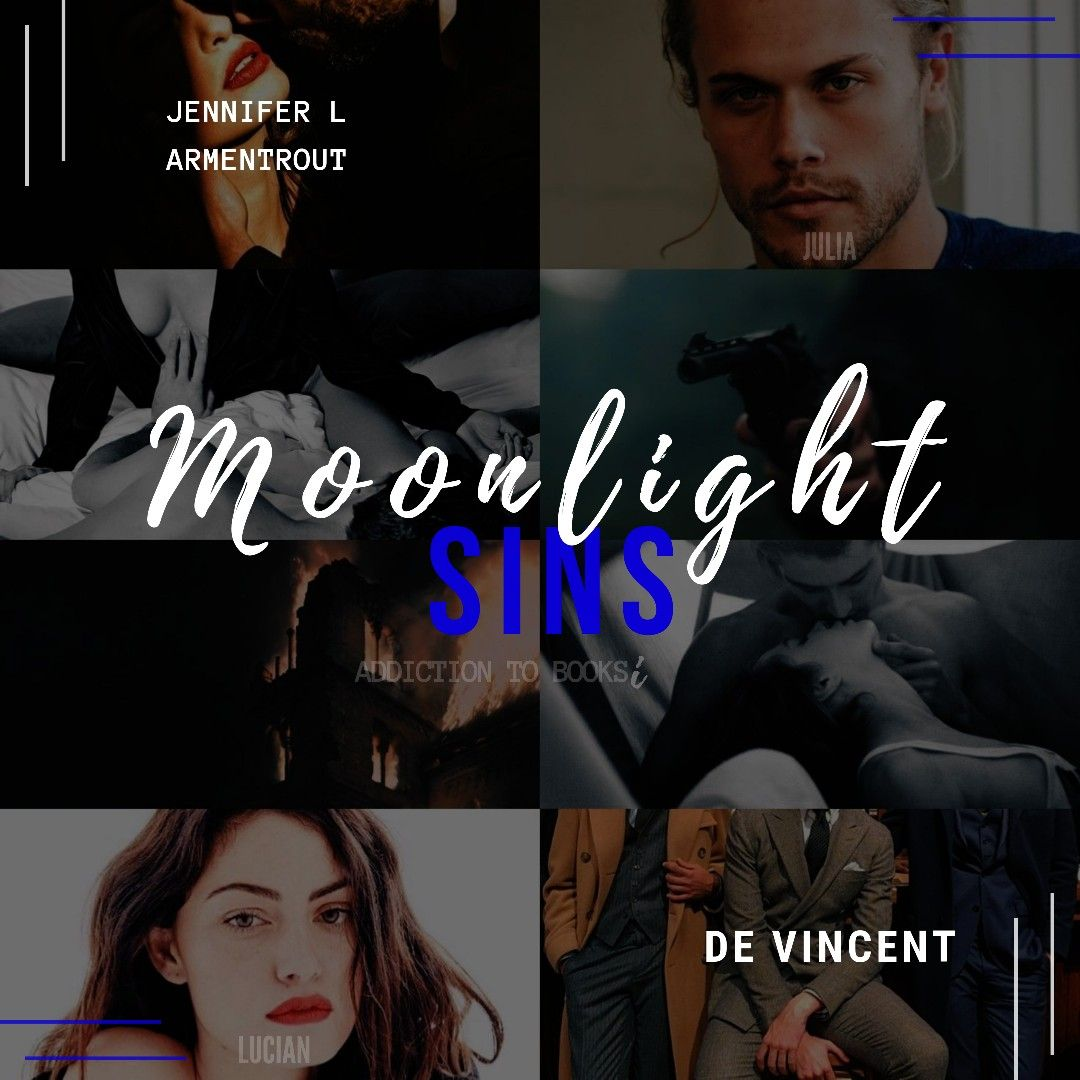 Moonlight Sins Jennifer L Armentrout Leitura Livros