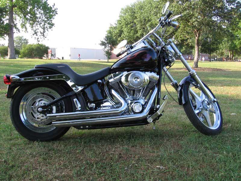 Harley Davidson fxst-softail standard