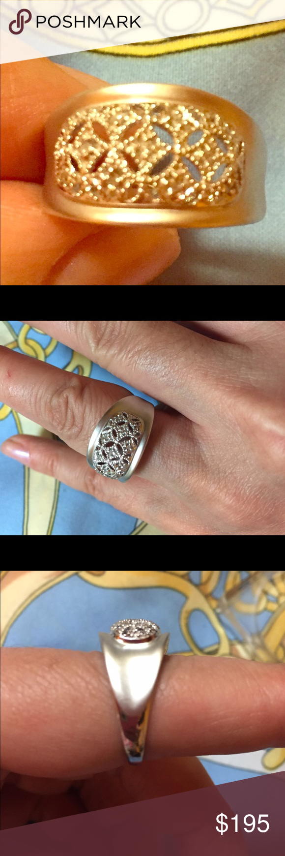How To Get Scratches Out Of White Gold Ring