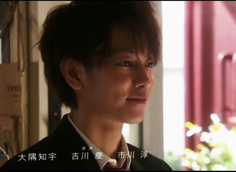 """Sato Takeru as Natsuki Sahara in """"Bitter Blood"""""""