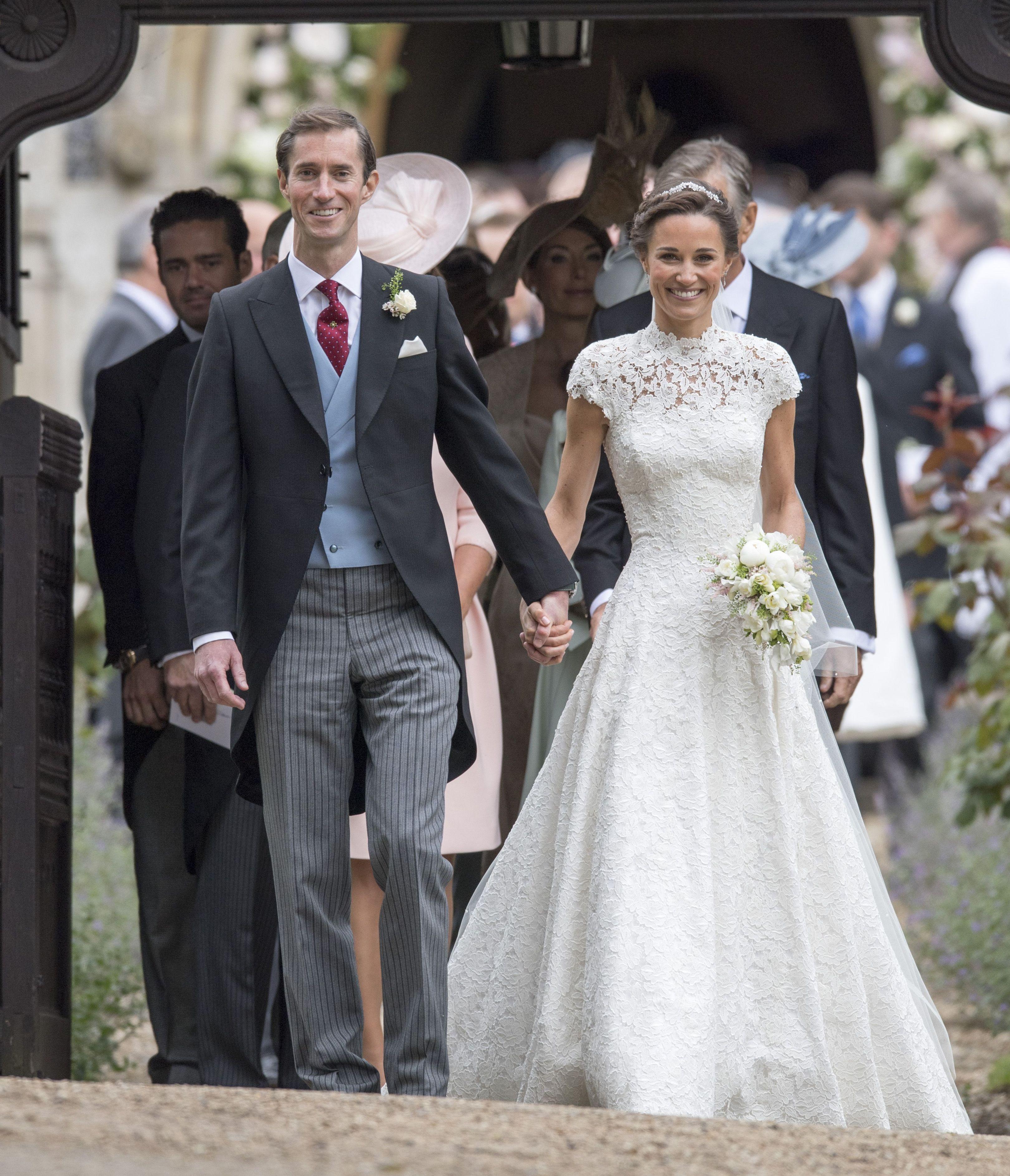 29 Iconic Celebrity Wedding Dresses: The Most Iconic Celebrity Wedding Dresses Of All Time