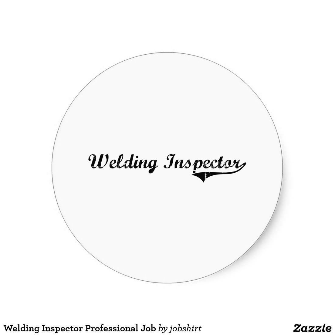 Welding Inspector Resume | RESUMES DESIGN | resume of welding ...