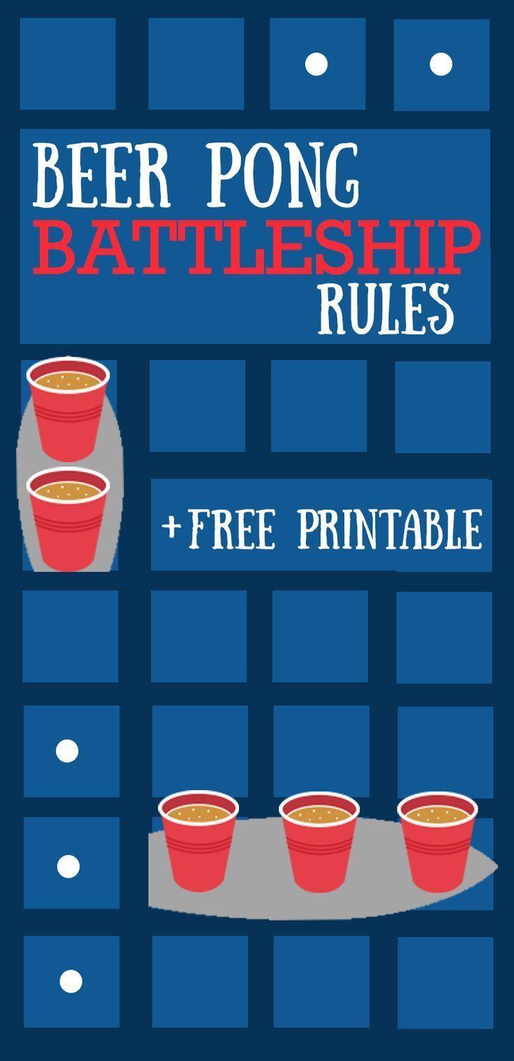Backyard Drinking Games how to play battleship beer pong aka battle shots | backyard