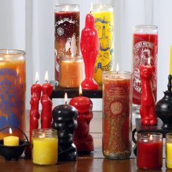 Candle color meanings #candlecolormeanings