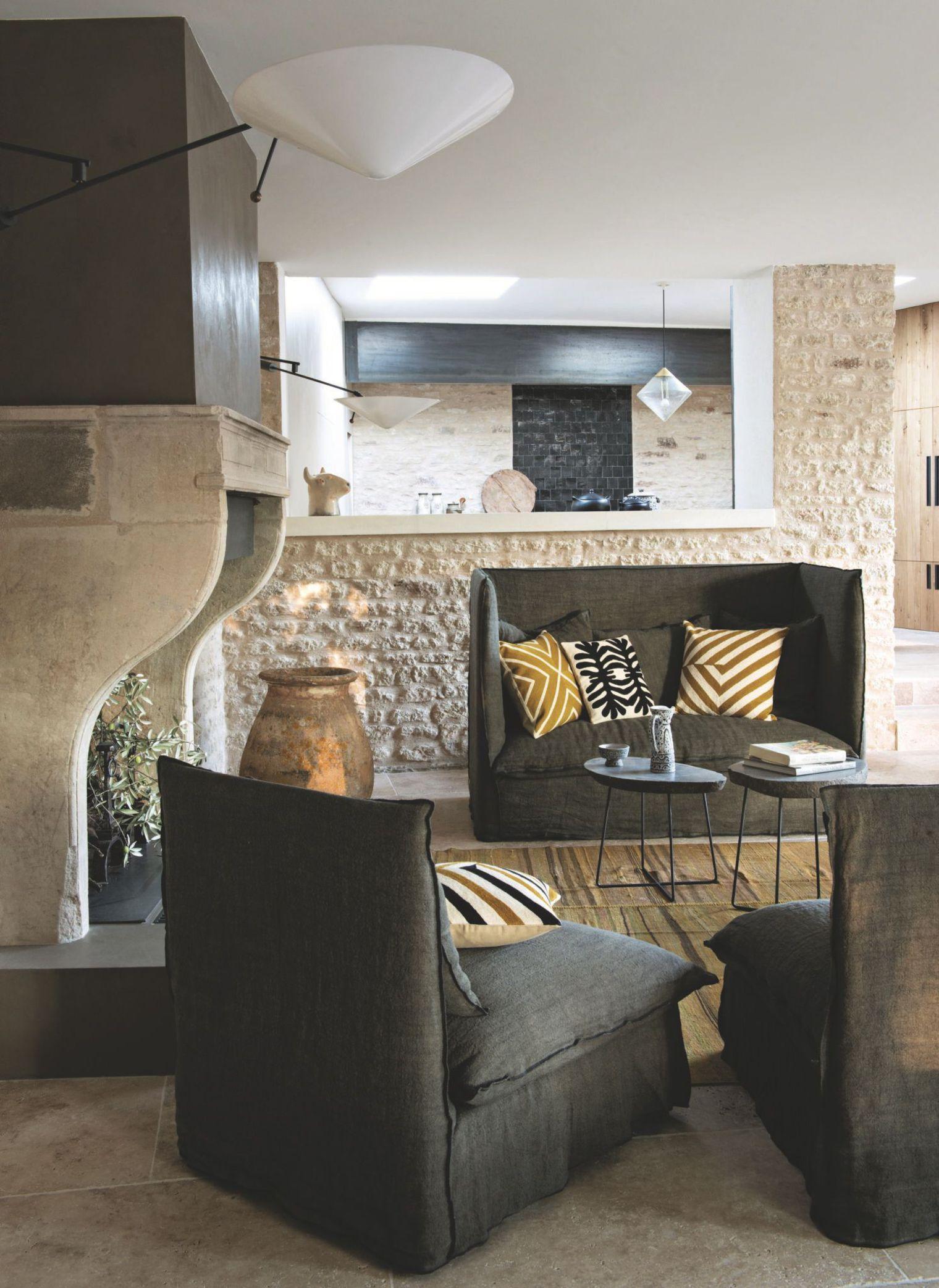 R novation maison familiale une maison de vacances la campagne marie laure helmkampf - Maison de campagne familiale darryl design ...