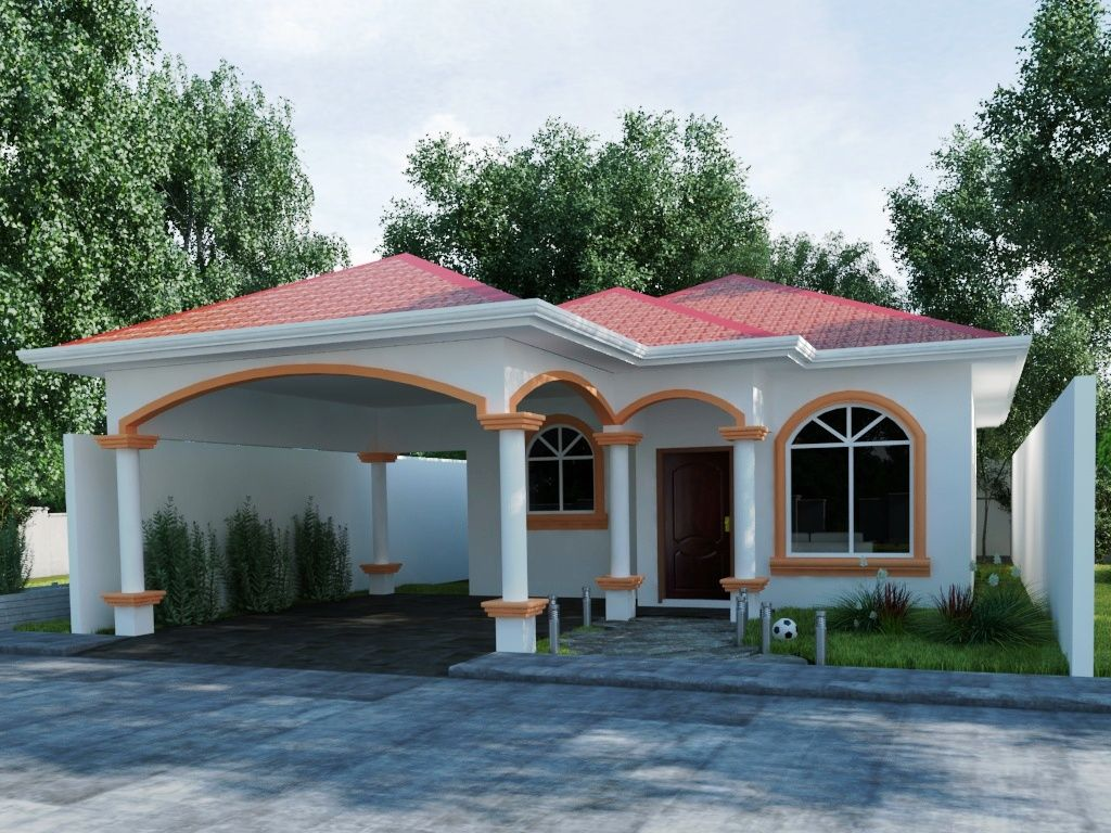 Casas bonitas en honduras