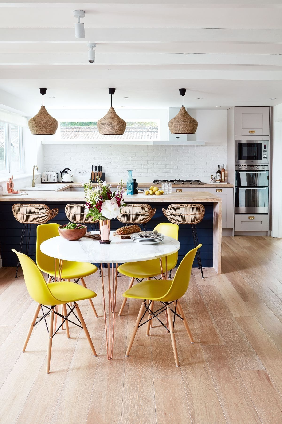 Small Open Kitchen Living Room Beautiful Open Plan Kitchen Ideas 17 Room Designs To Inspi Open Floor Plan Kitchen Kitchen Dining Living Open Plan Kitchen Diner