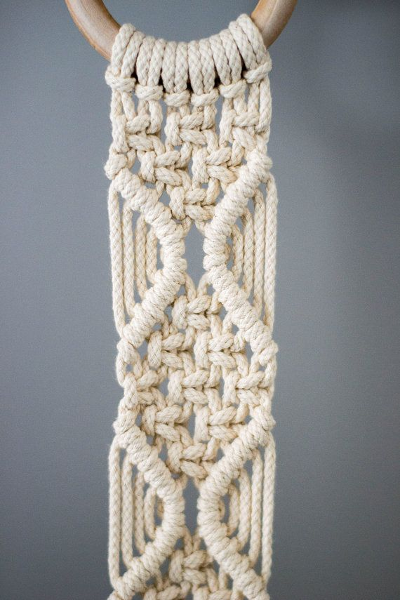 Macrame Wall Hanging Woven Wall Hanging Wall Decor