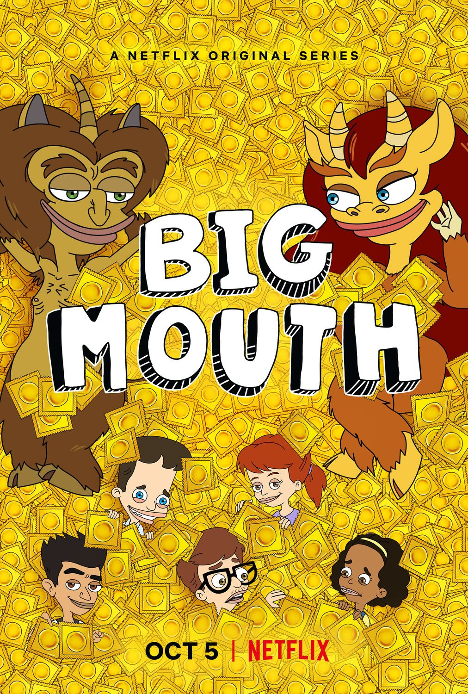 """Résultat de recherche d'images pour """"big mouth poster"""""""