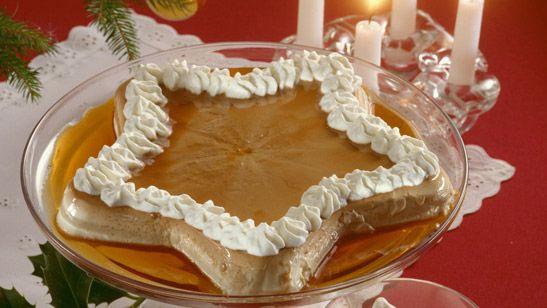 Karamellpudding til jul