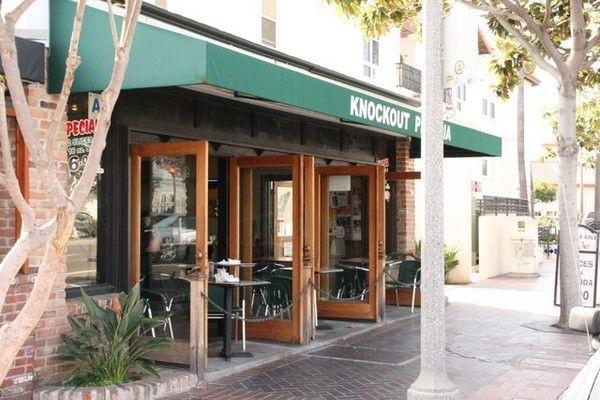 Knockout Pizzeria Carlsbad, CA Carlsbad california