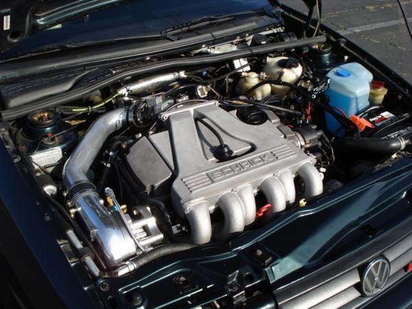 ENGINE: SCHRICK VARIABLE INTAKE MANIFOLD FOR VR6 VORTECH V-9