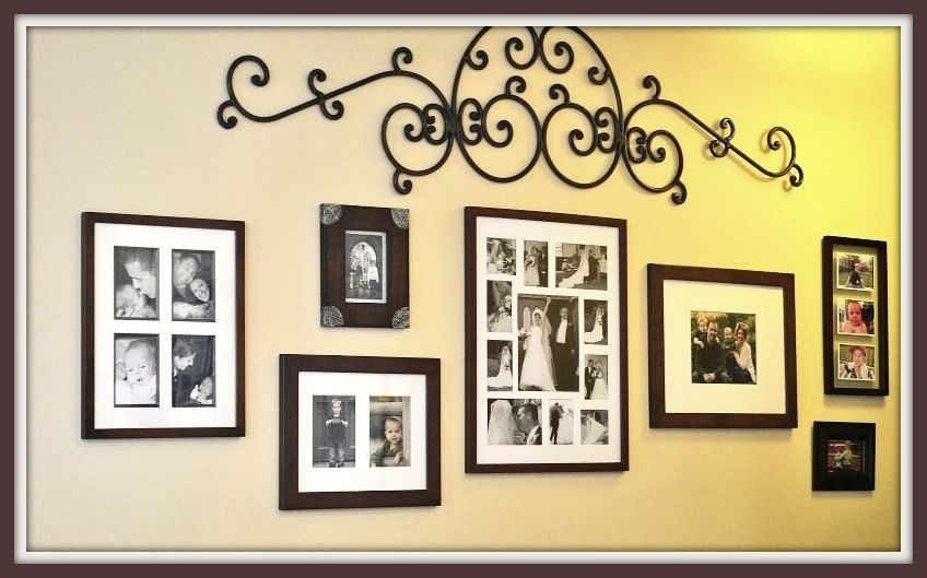picture frames galore | Things for My Wall | Pinterest | Picture ...
