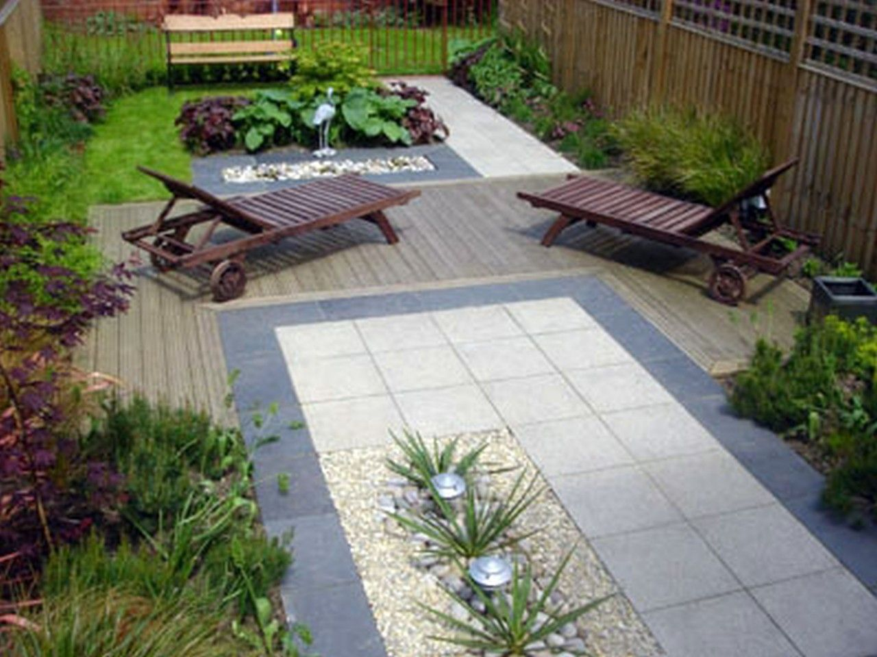 Alluring zen garden style excellent modern garden design for Backyard japanese garden ideas