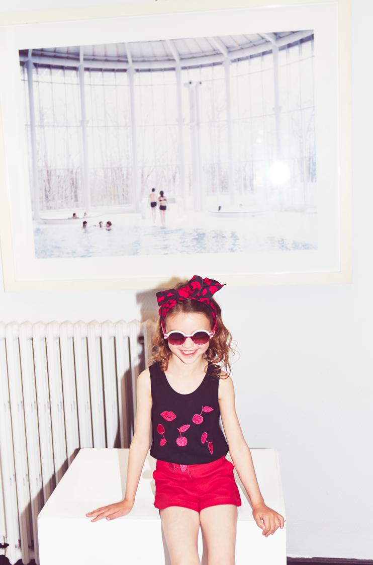 Kids fashion - Rykiel - Spring Summer 2015 Collection