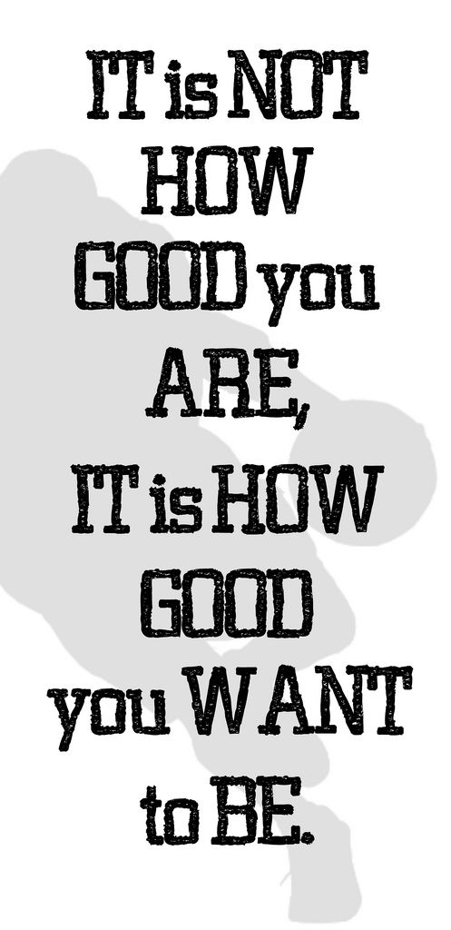 Good Sports Quotes It's not how good you are | Softball Motivation | Pinterest  Good Sports Quotes