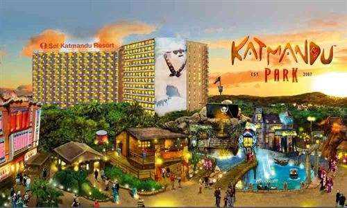 Meliá y Katmandú Park crearán un complejo temático en Mallorca