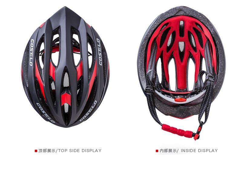 Costelo Bicycle Helmet Safety Cycling Helmet Bike Head Protect