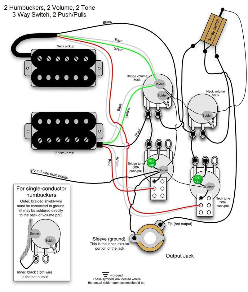 Lr Baggs Wiring Diagrams Esto Es Como Para Una Les Paul Proyectos Que Intentar