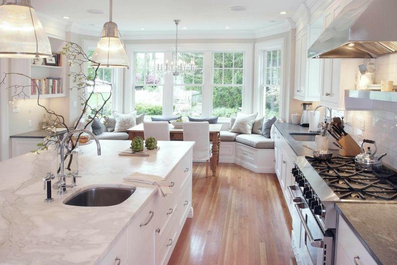 Wäre eine offene Küche das richtige für Sie? - offene wohnkchen