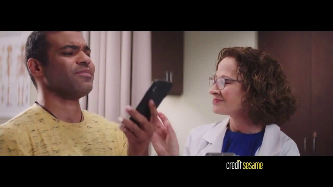 Video Credit Sesame Financial Health Tv Commercial 2019 With