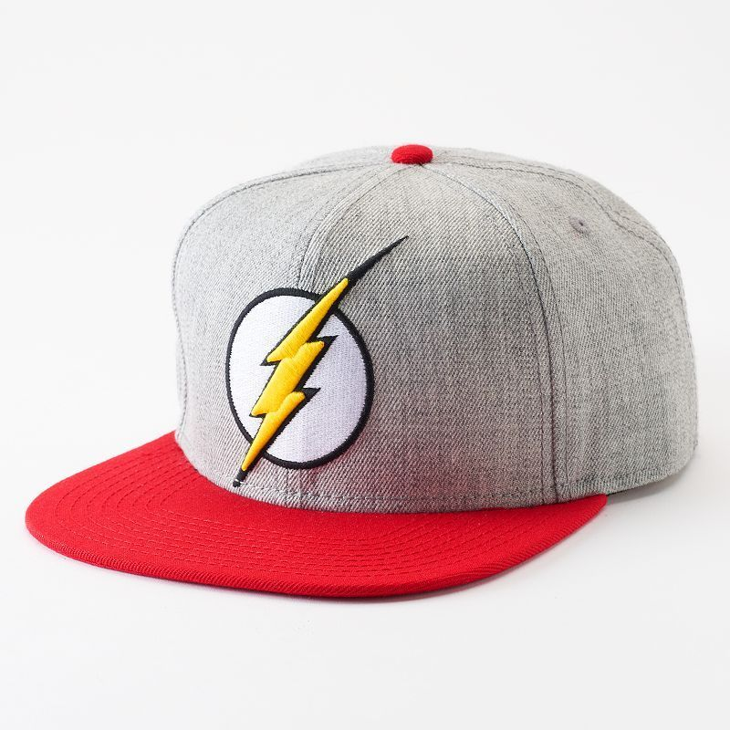 845af93cc22 Men s DC Comics The Flash Snapback Cap