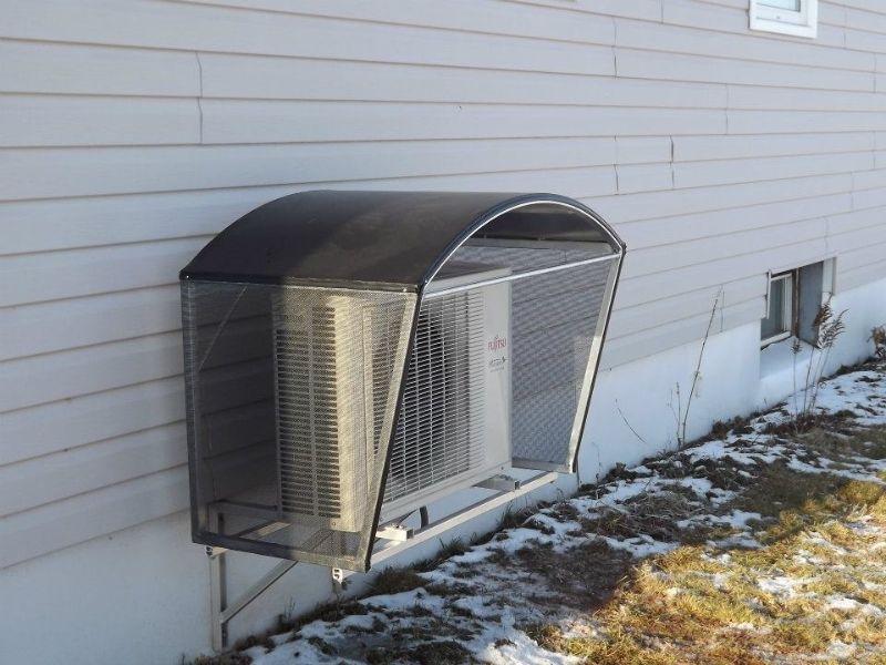 Heat Pump Shelters Air Heat Pump Heat Pump Cover Heat Pump
