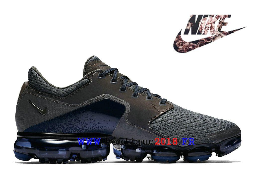 los angeles 526e8 e95de Nike Air VaporMax Flyknit Pas Cher Prix Asphalt Chaussures Homme Noir    Bleu AJ4469-002-Nike Boutique de Chaussure Baskets Site Officiel  boutique2018.fr