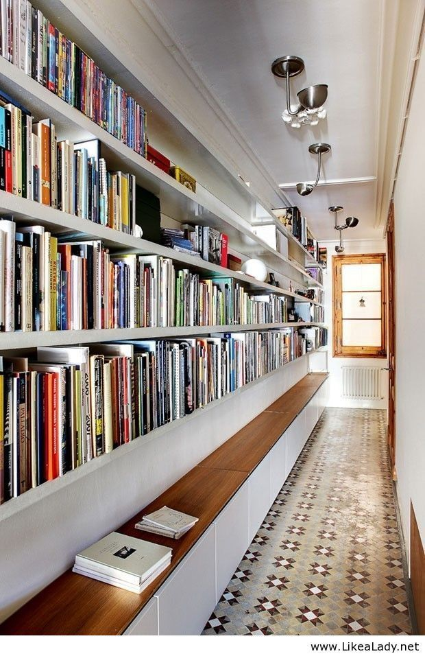 Hermosa bibliooteca:)