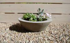 Fabriquer Un Pot De Fleurs En B Ton Jardin Pinterest
