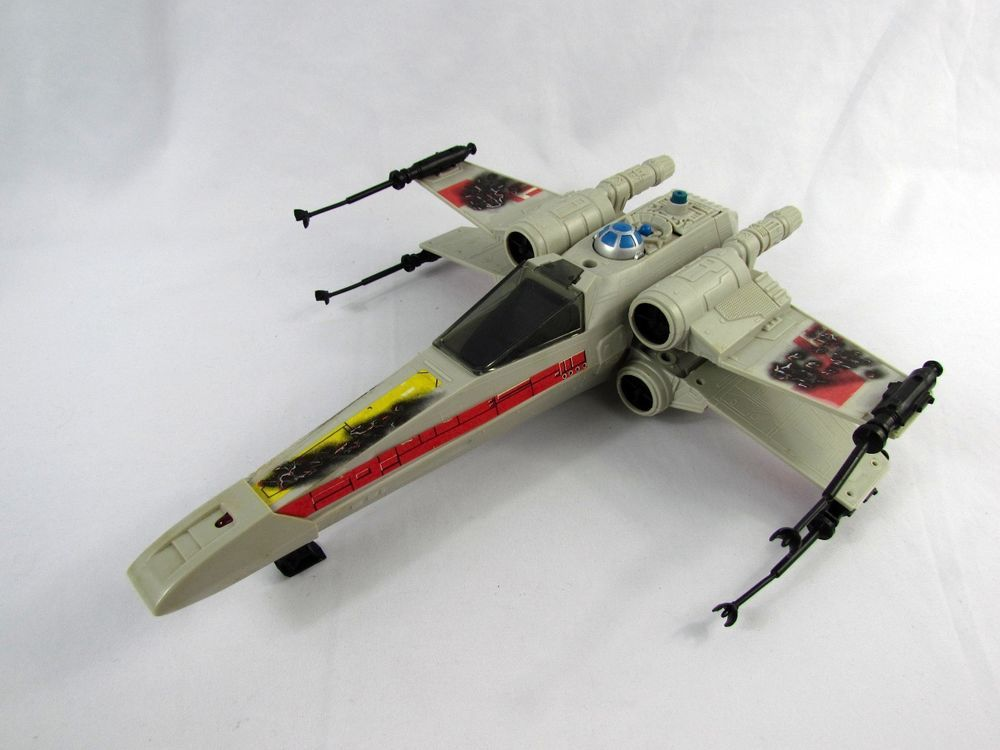 Star Wars Vintage Collection X Wing Fighter Vehicle Exclusive Vintage Star Wars Vintage Star Wars Toys X Wing Fighter