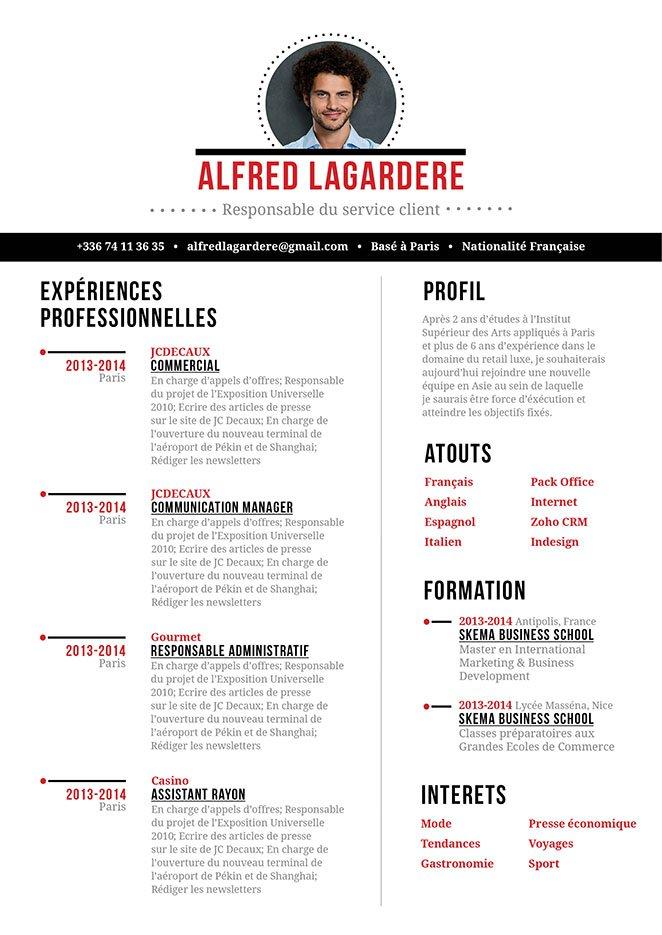 Curriculum Vitae En Francais Google Search Curriculum Vitae Resume Resume Templates