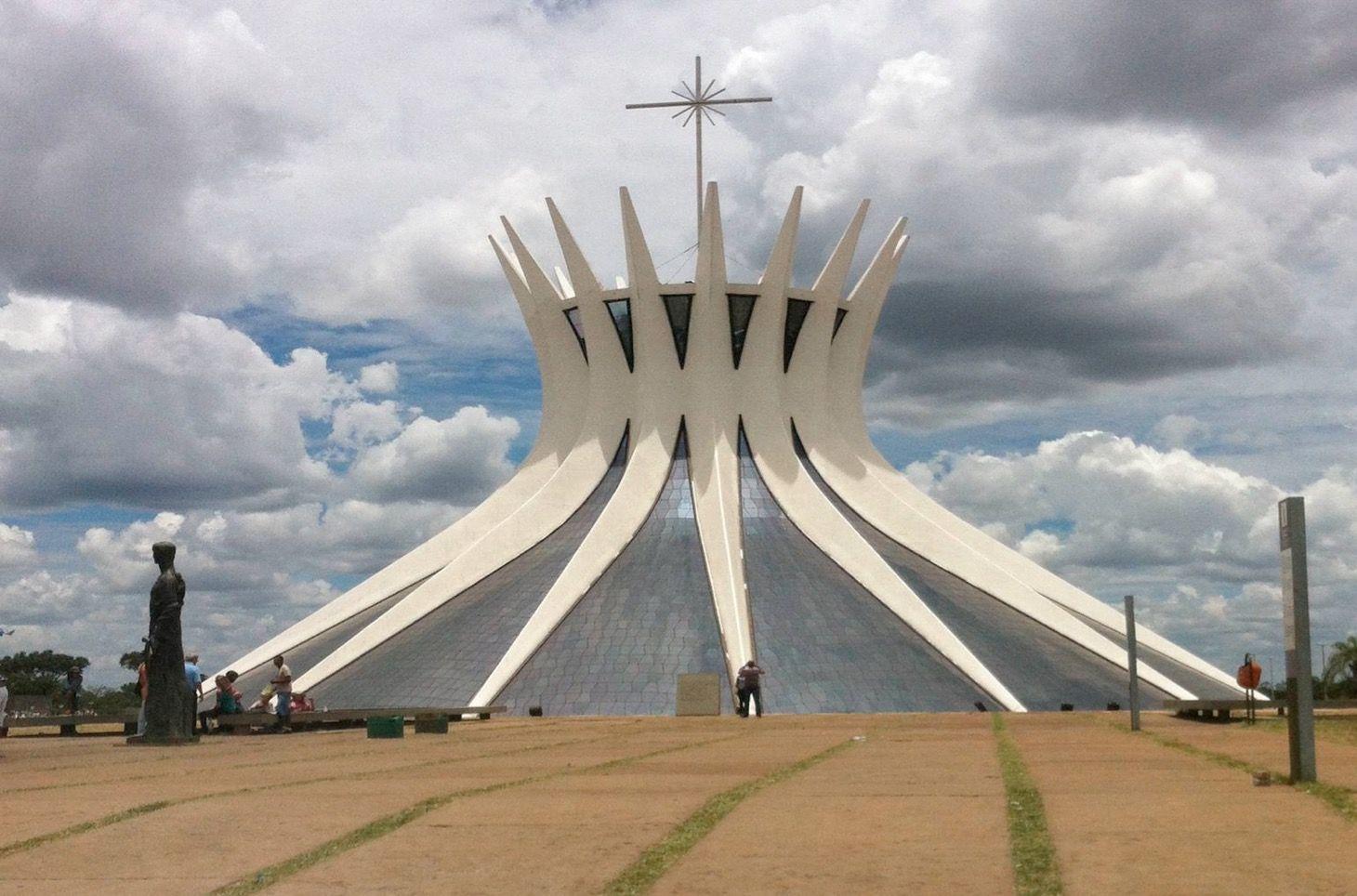Brasil-DF-Brasília-Catedral-Fev2014-dia-Foto: Juliana Maia.