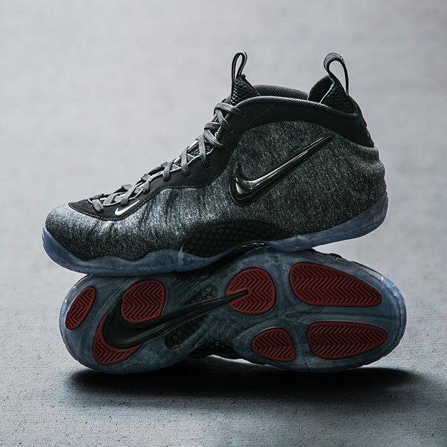 aacd7e9321df5 The Nike Air Foamposite Pro  Foam in Fleece  lands this Friday 6 9 at Jimmy  Jazz