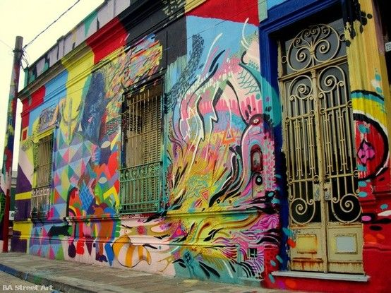 Street Colours