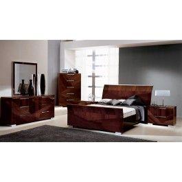 Best Capri Alf Italian Modern Bedroom Set Contemporary 640 x 480