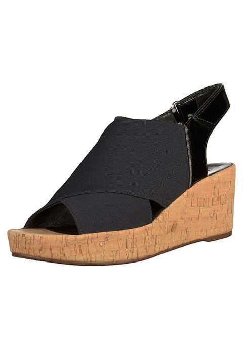 Chaussures Högl Sandales à plateforme - black noir: € chez Zalando (au  Livraison et retours gratuits et service client gratuit au 0800 915